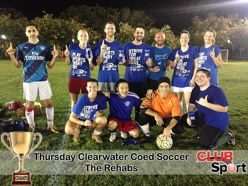 The Rehabs - CHAMPS