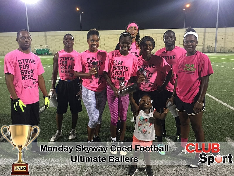 Ultimate Ballers (i) - CHAMPS
