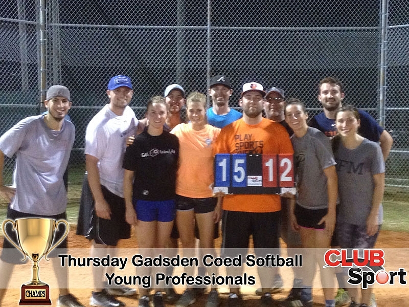Young Professionals (c) - CHAMPS