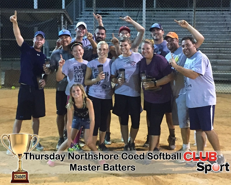 Master Batters - CHAMPS