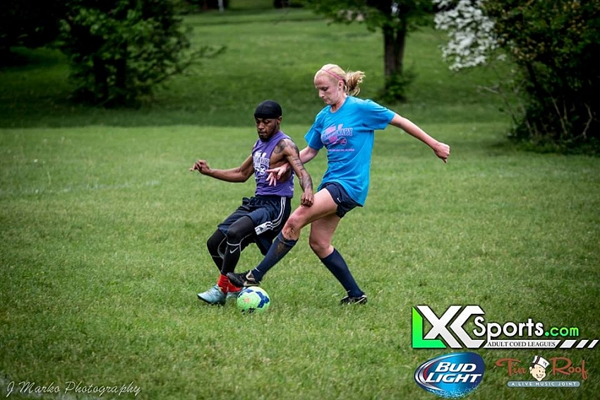 Tuesday Soccer @ St. Matthews Episcopal Church