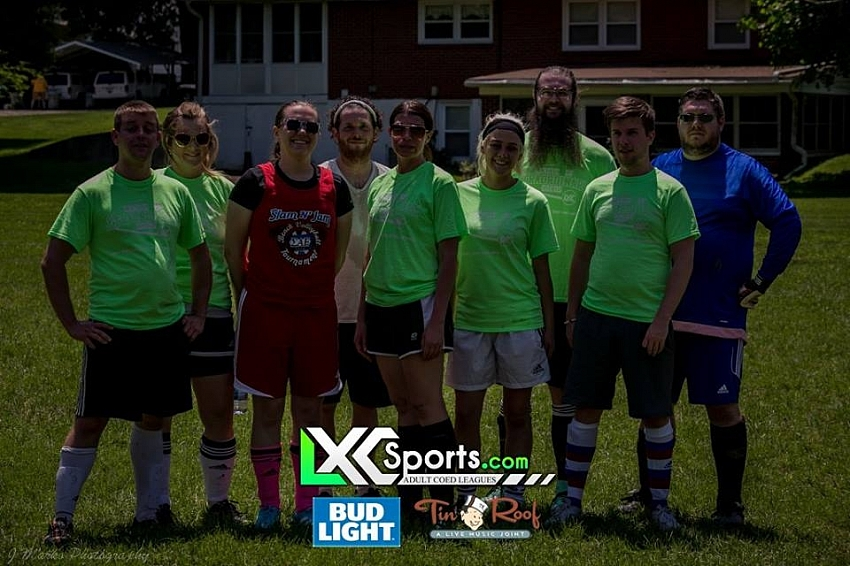 Sunday Soccer @ St. Matthews Episcopal Church 5/22/16