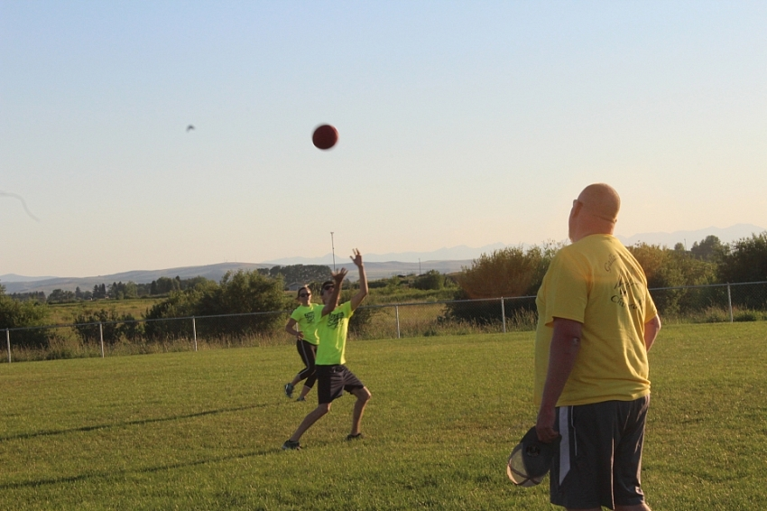 2016 Summer Kickball League