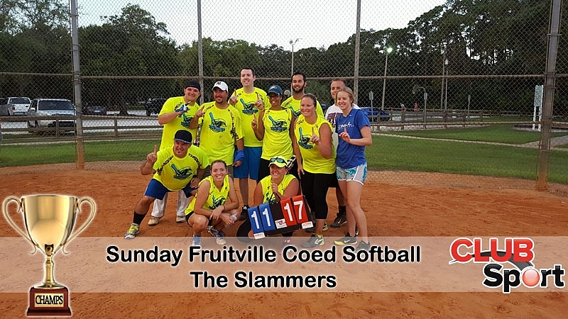 The Slammers (R) - CHAMPS
