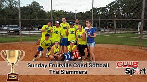 The Slammers (R) - CHAMPS Team Photo