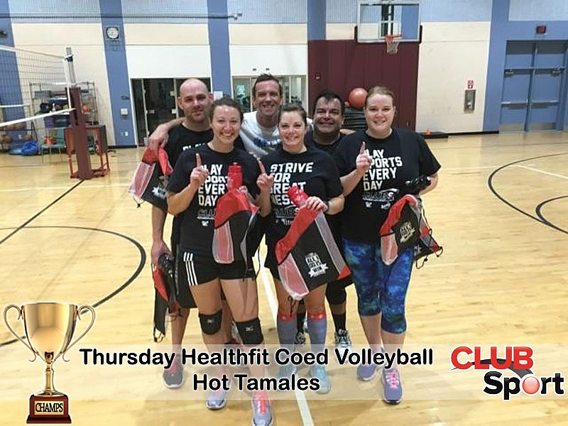 Hot Tamales - CHAMPS