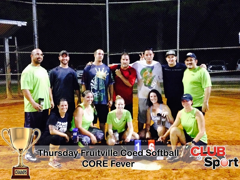 CORE Fever (A) - CHAMPS