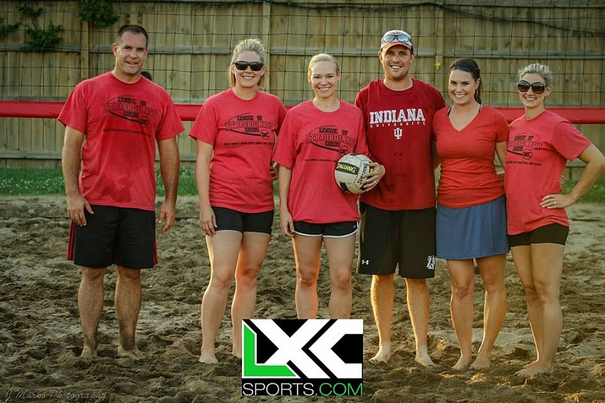 Tuesday Sand Volleyball @ Brownies