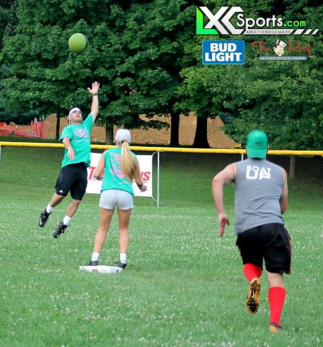 Wednesday Kickball @ Tom Sawyer