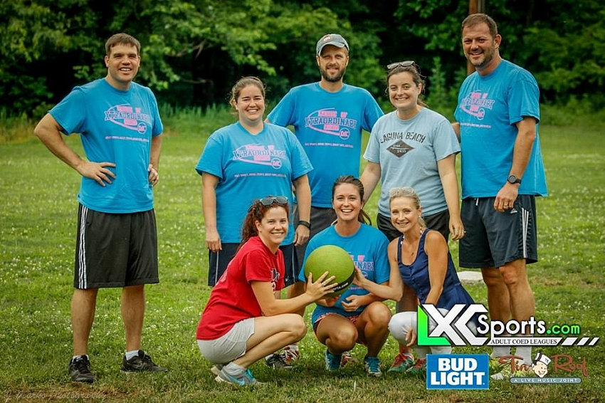 Wednesday Kickball @ Cherokee 7.6.16