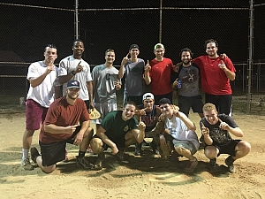 Summer 16 Wed Men Champs- Kenny Loft It In