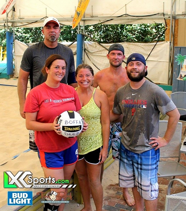 "Sunday Coed Sand Volleyball @ ""R"" Place"
