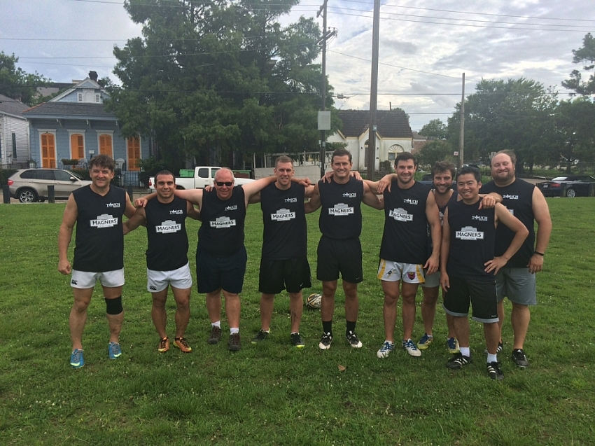 Co-Ed Rugby