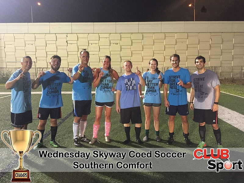 Southern Comfort (cb) - CHAMPS