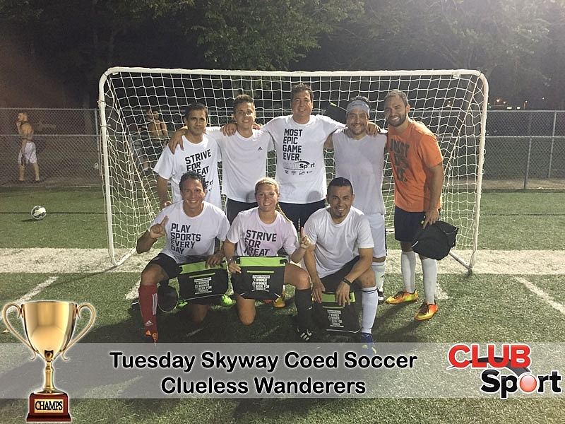 Clueless Wanderers (cr) - CHAMPS