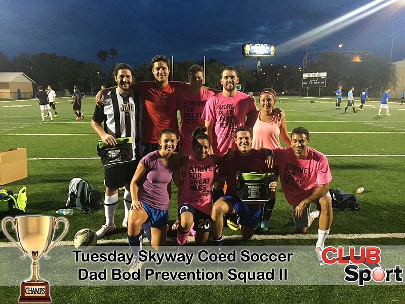 Dad Bod Prevention Squad II (ci) - CHAMPS
