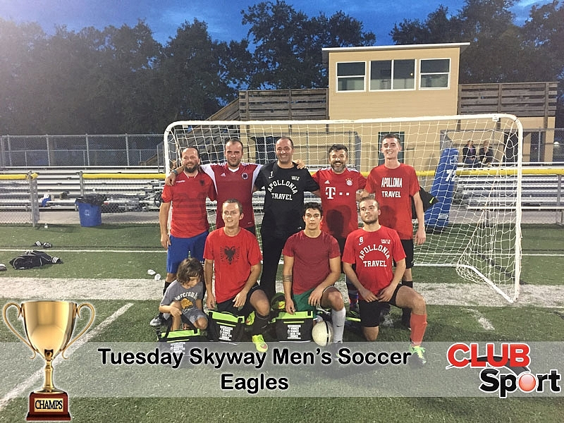 Eagles (mr) - CHAMPS