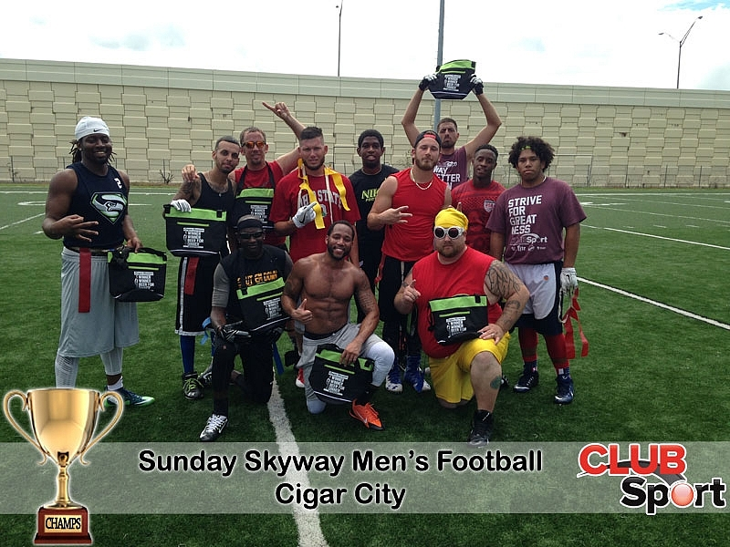 Cigar city - CHAMPS