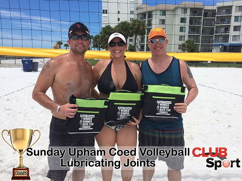 Lubricating Joints - CHAMPS
