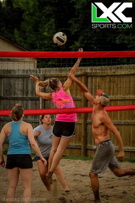 Friday Sand Volleyball