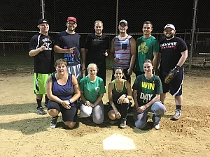 Summer 16 Wednesday Coed Champs- Deep Over Trumps Wall