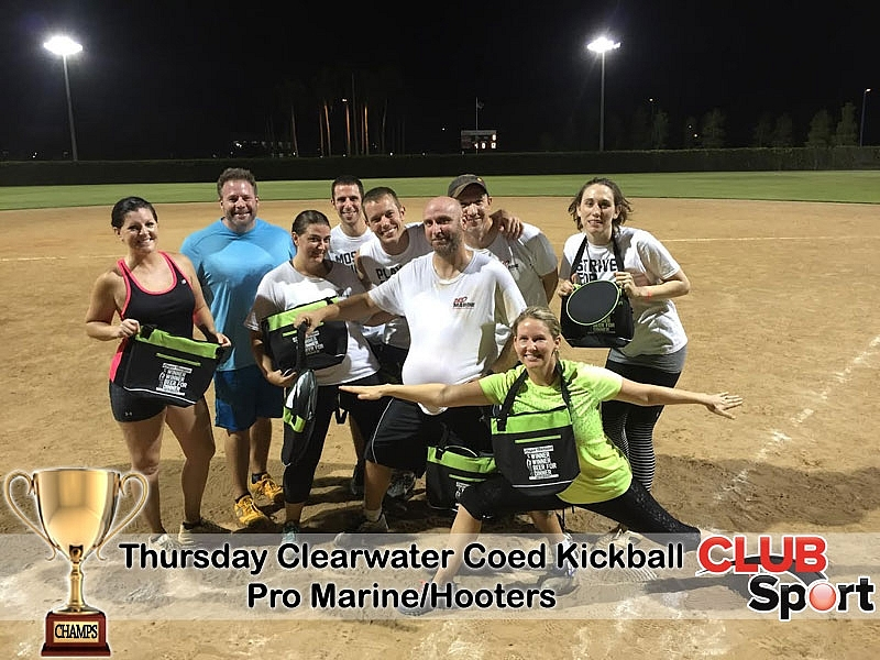 Pro Marine/Hooters - CHAMPS
