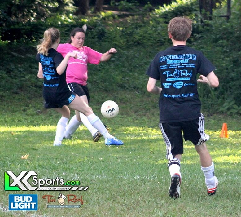 Monday Coed Soccer
