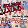 Holiday Indoor Luau 2016