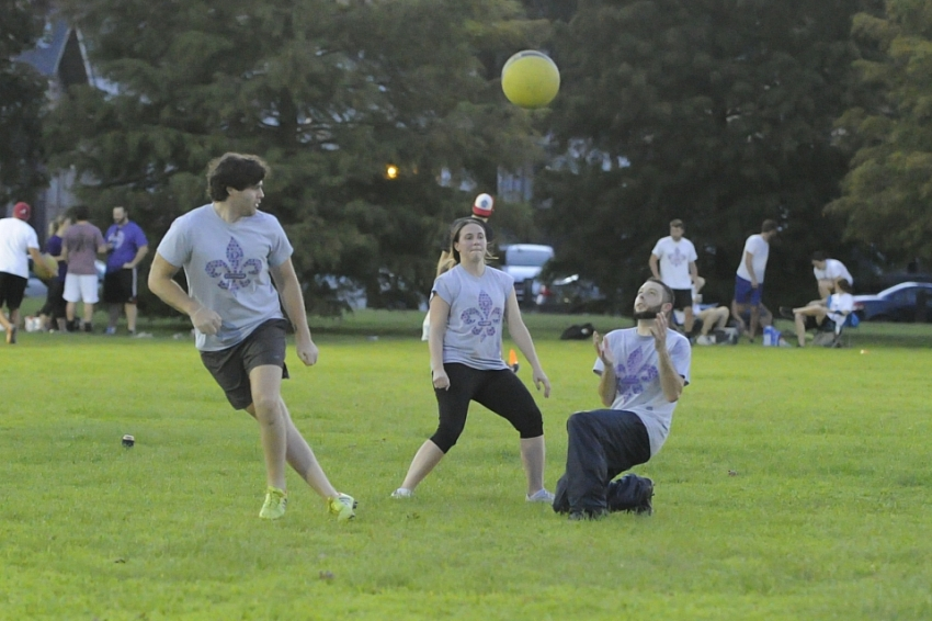 Kickball Annunciation Thu - Summer 2016