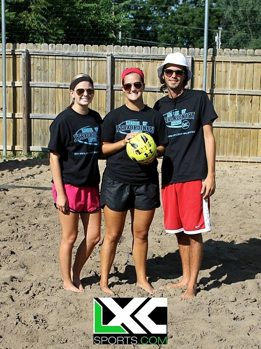 Sunday Social Sand Volleyball Brownies