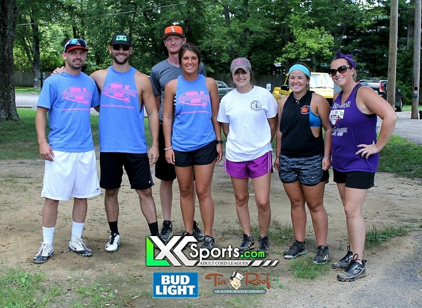 Sunday Coed Softball Elks