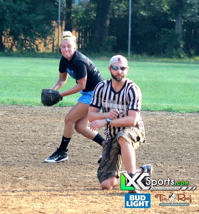 Thursday Coed Softball Elks