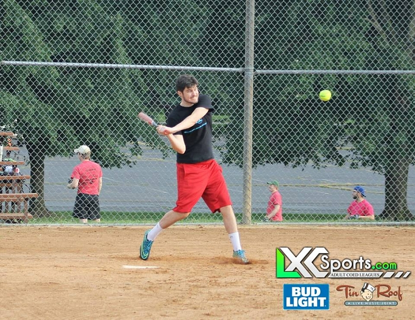 Friday Men's Softball League Tom Sawyer