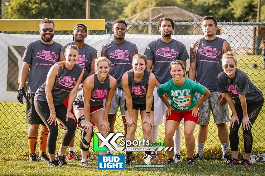 Wednesday 8v8 Flag Football