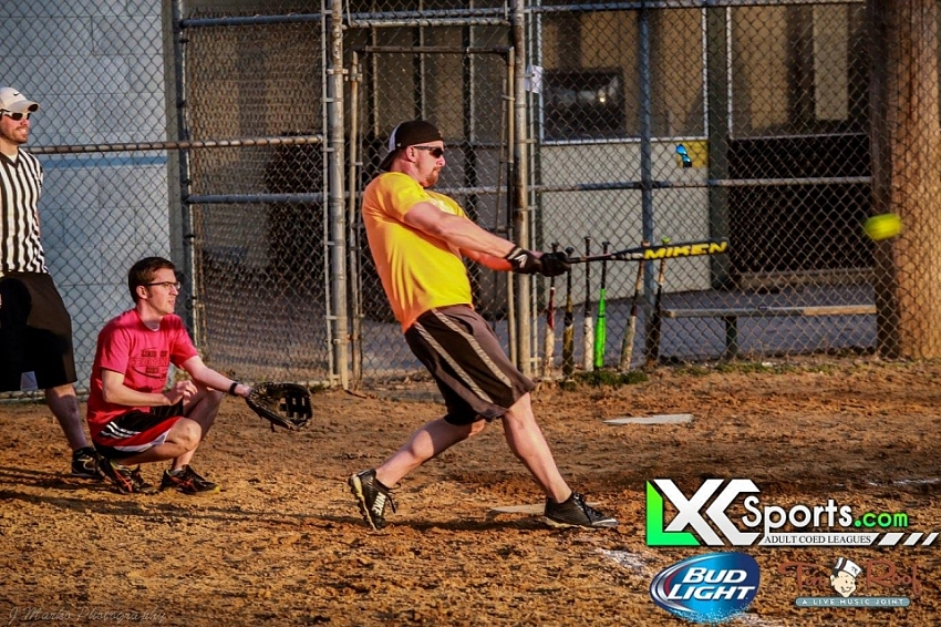 Thursday Softball at Elks Lodge