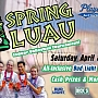 Spring Indoor Luau 2017