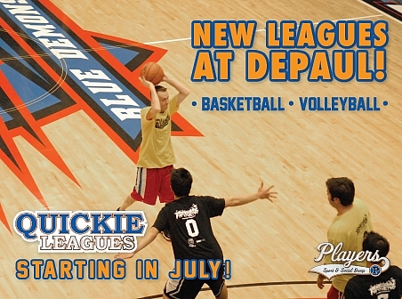 DePaul Quickie Leagues