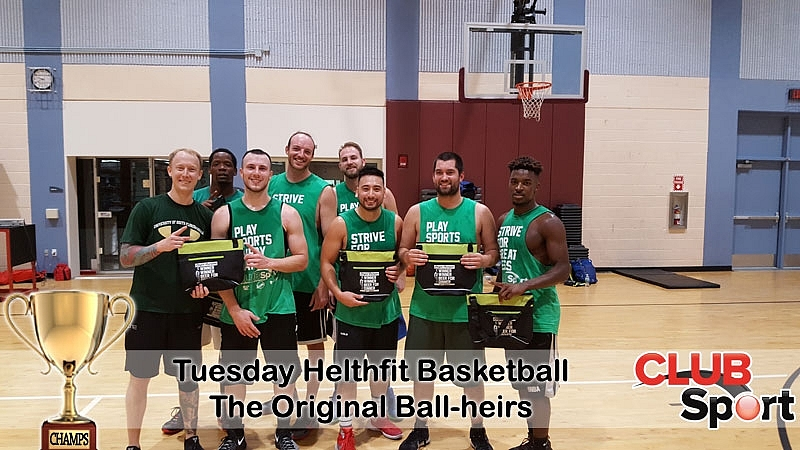 The Original Ball-heirs - CHAMPS