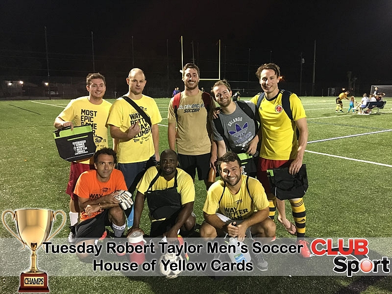 House of Yellow Cards (M)