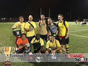House of Yellow Cards (M) - CHAMPS photo