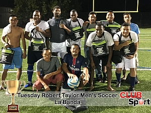 La Banda (M) - CHAMPS photo