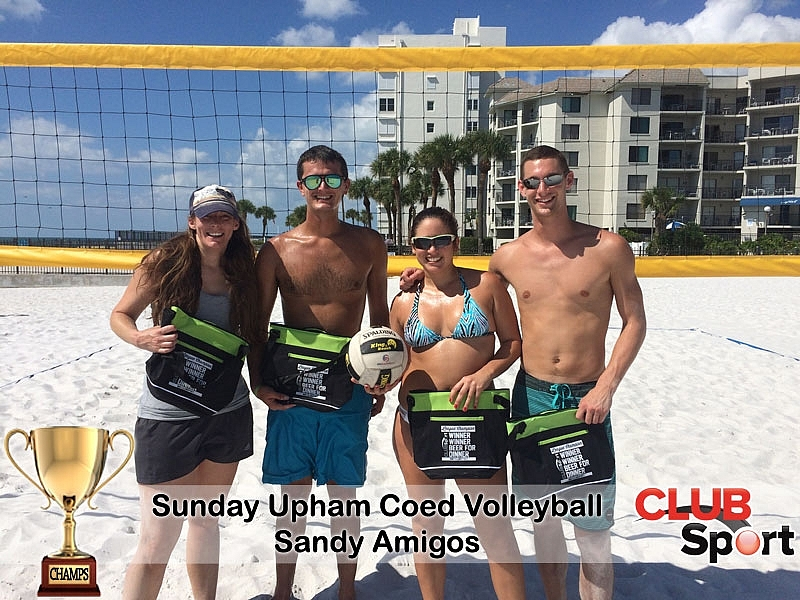 Sandy Amigos - CHAMPS