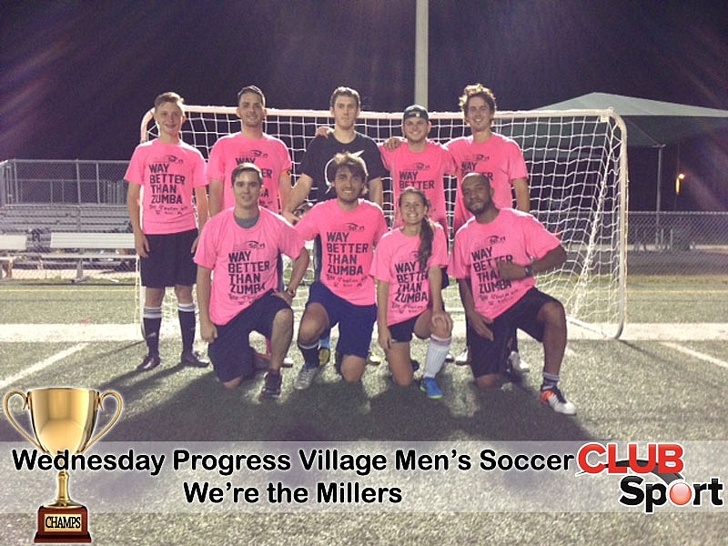 We're The Millers - CHAMPS