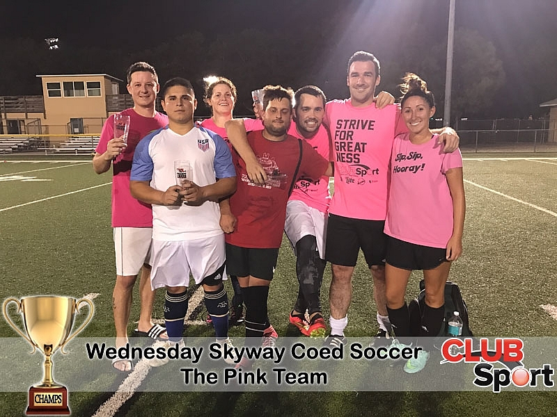 Pink Team - CHAMPS