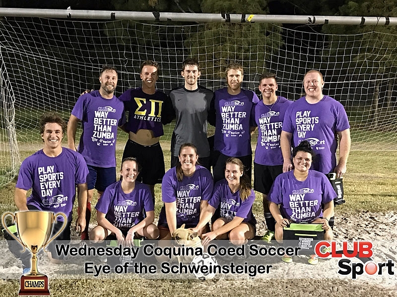 Eye of the Schweinsteiger - CHAMPS