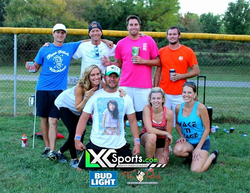 Wednesday Kickball at Tom Sawyer