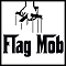 Flag Mob (r) Team Logo