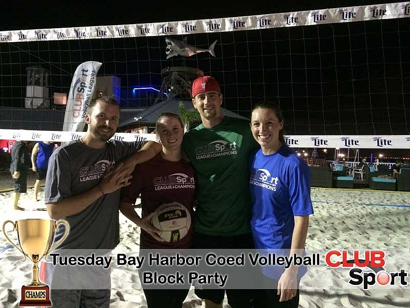 Block Party (a) - CHAMPS
