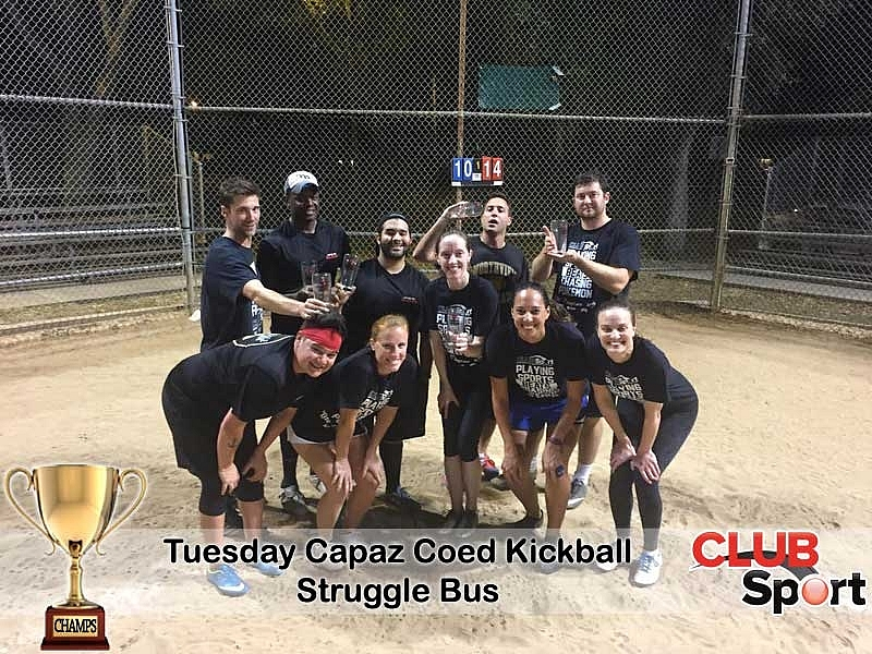 Struggle Bus - CHAMPS