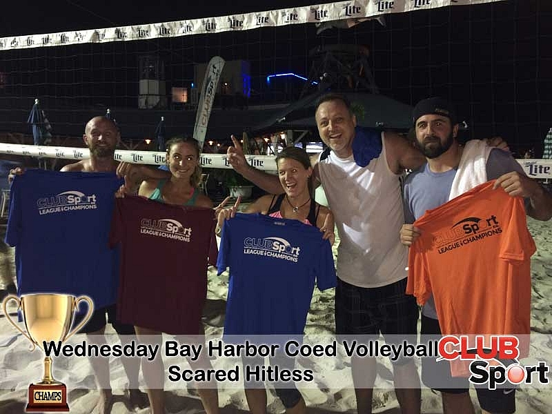 Scared Hitless (cb) - CHAMPS